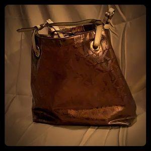 Michael Kors very well lived shoulder bag